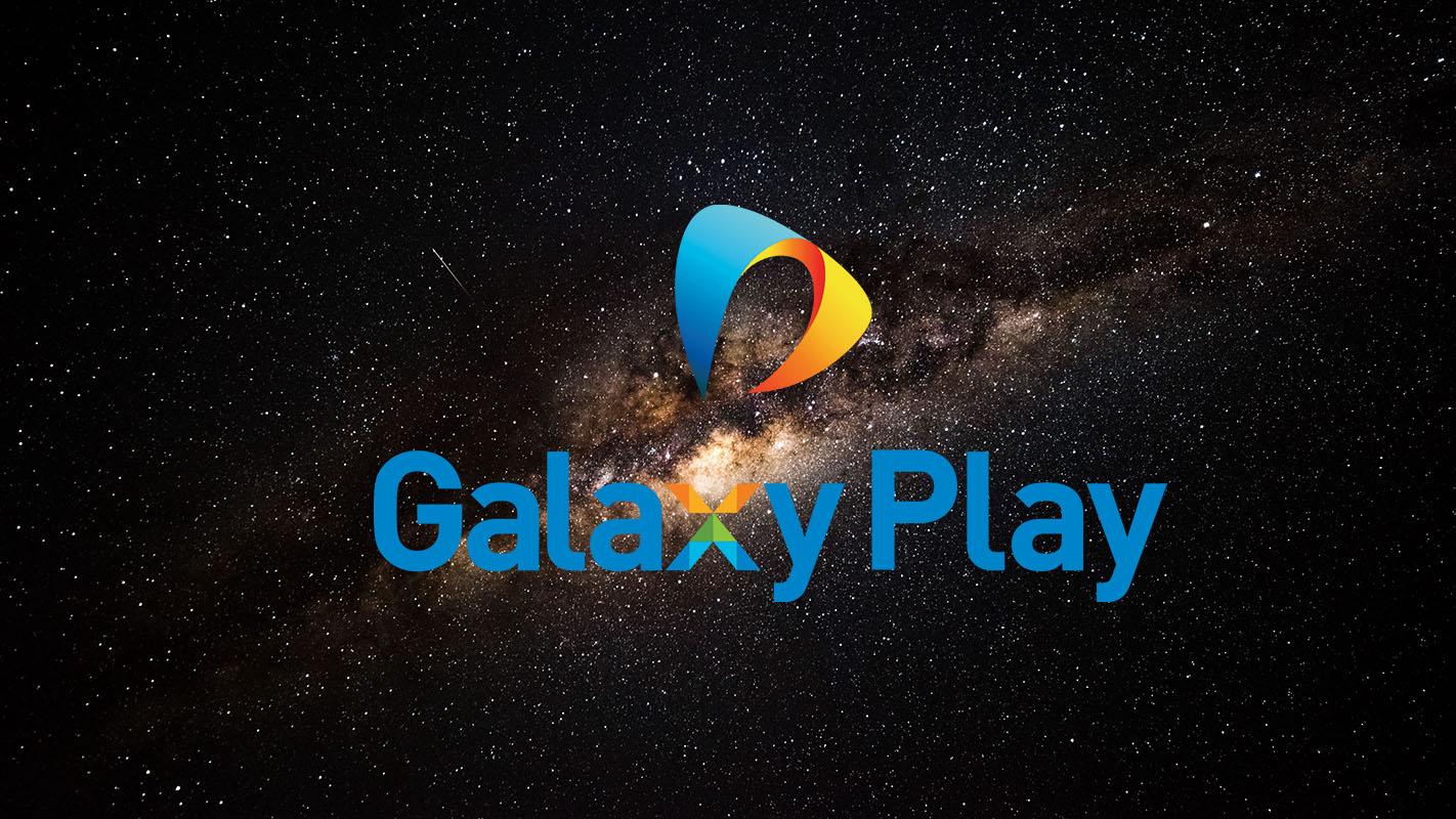 ứng dụng Galaxy là Play là Fim+