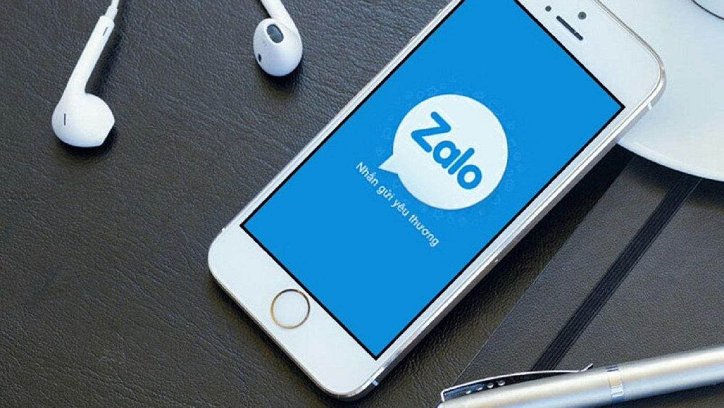 Tra cứu thông tin công ty trên Zalo